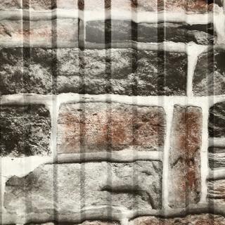 Фото профнастила под камень вертикальный