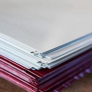 Купить гладкий лист с полимерным покрытием
